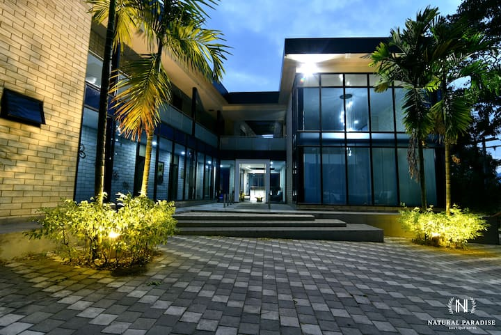 Hotel NATURAL PARADISE, un lugar acogedor