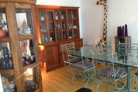 appartement spacieux ensoleillé - Corbeil-Essonnes