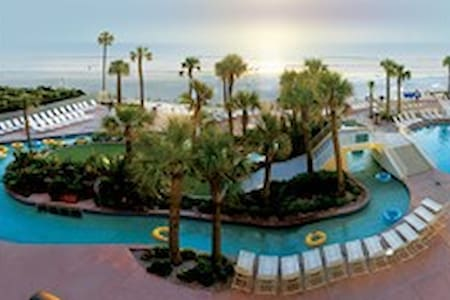 Wyndham Ocean Walk 2 Bedroom Condo - Daytona Beach - Skiptileiga