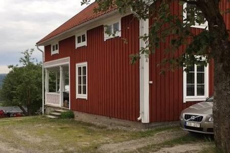 Boende med utsikt i Hov, Selånger