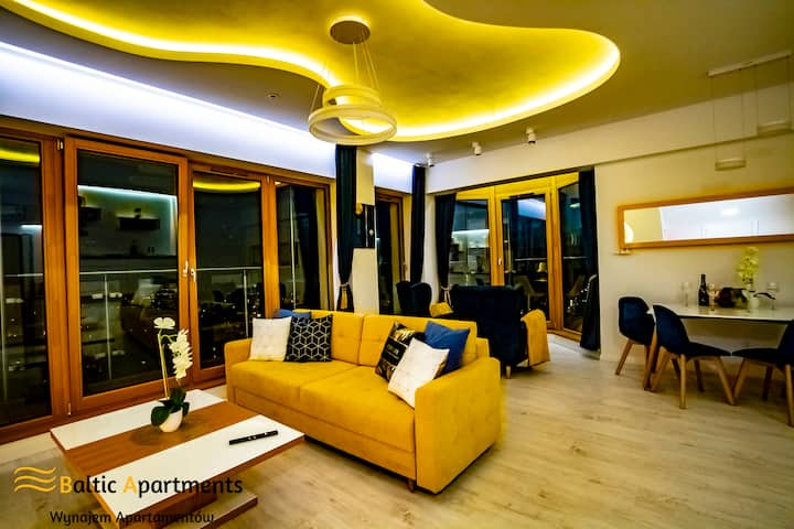 Baltic-Apartmetns - Platan Tower Penthouse