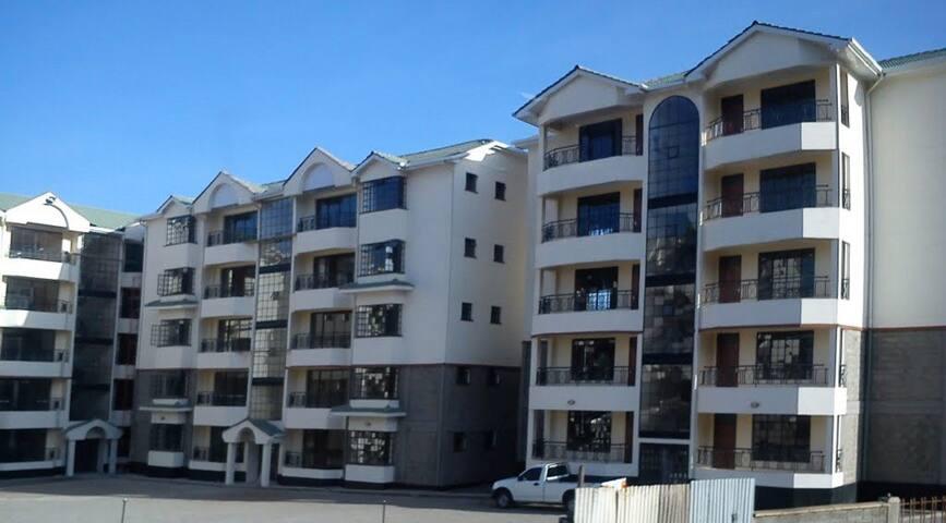 1 BR Fully furnished apt, Karen Nairobi Kenya safe