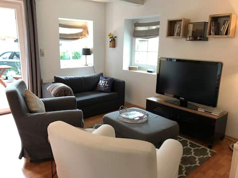 Cute flat in the center of Harsefeld