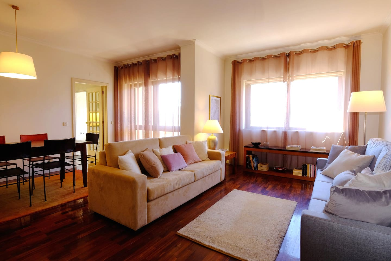 Sala-Comum / Living-Dining room
