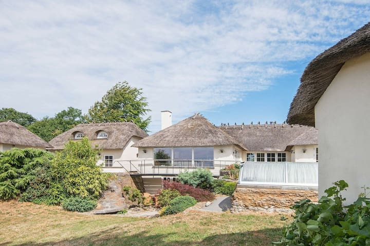 Cosy Holiday Home in Skanderborg with Private Pool