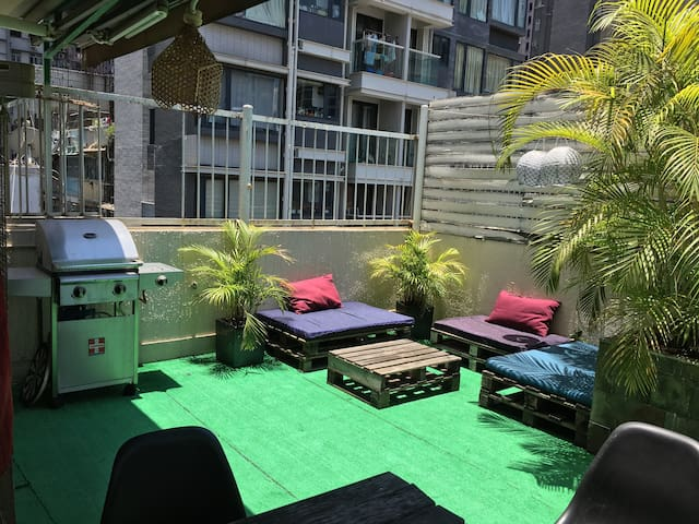 Nice Apartment with Rooftop in SYP