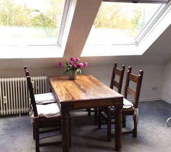 Dachwohnung direkt am Aasee