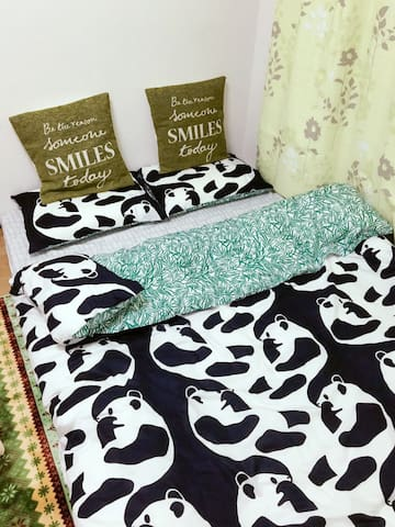 How about sleep with panda? - Koganei - Bed & Breakfast