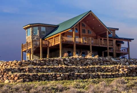 Stone Meadow Lodge - Best Views on Bear Lake!!