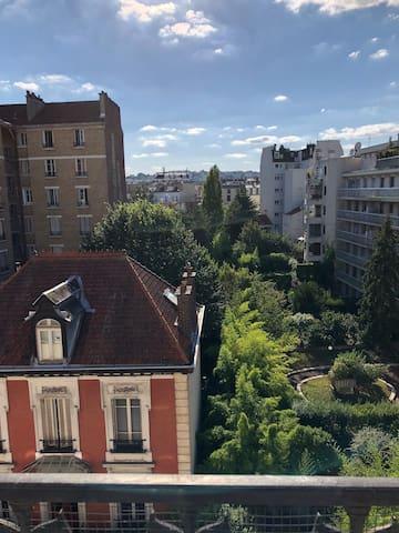 2 pièces Roland Garros / Parc des princes/ Paris