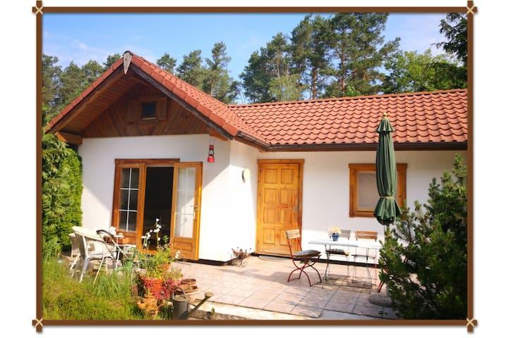 """Haus am See """"Sonnenblick"""" mit kleiner SAUNA"""