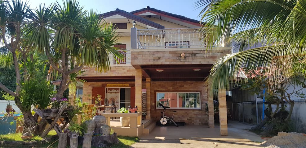 Khon Kaen Home On Great Location Suit All You Need