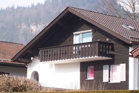 Germany, Bavaria, Farchant near Garmisch rent Flat - Farchant