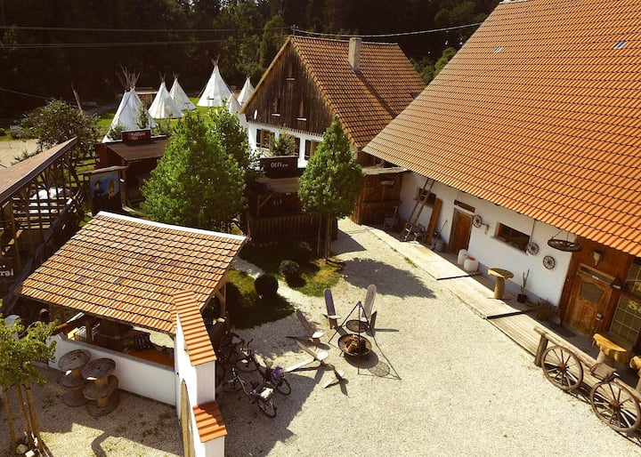 Apartment Tipihof with Wi-Fi & Private Terrace; Parking Available, Pets Allowed for Extra Fee