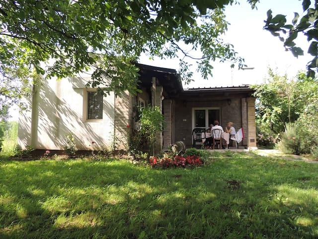 Maka Cottage, Belgrade, Plavi Horizonti - Beograd - 公寓