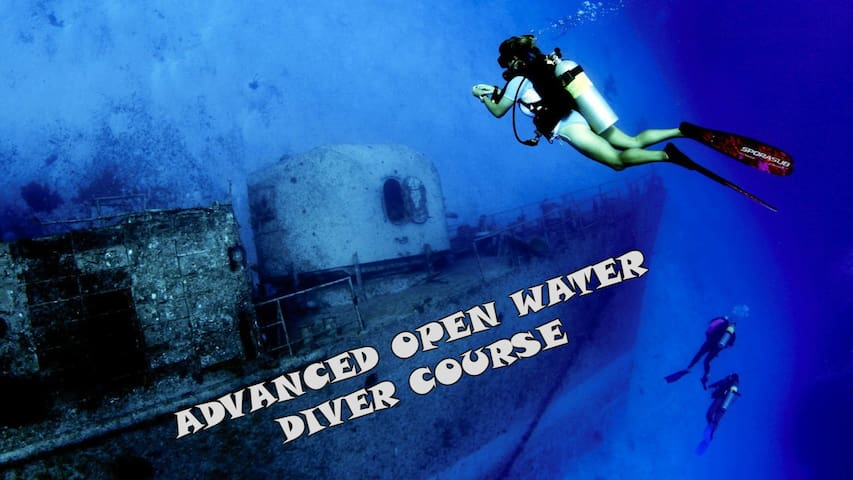 ADVANCED OPEN WATER COURSE - MONKEY DIVES - Kuala Besut - Øy