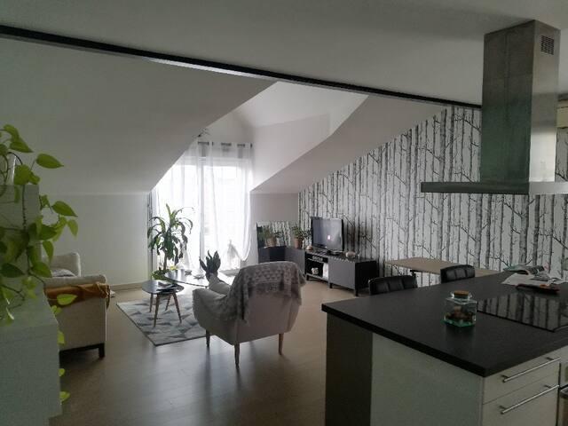 Quartier St SIMON - Appartement 3 pièces
