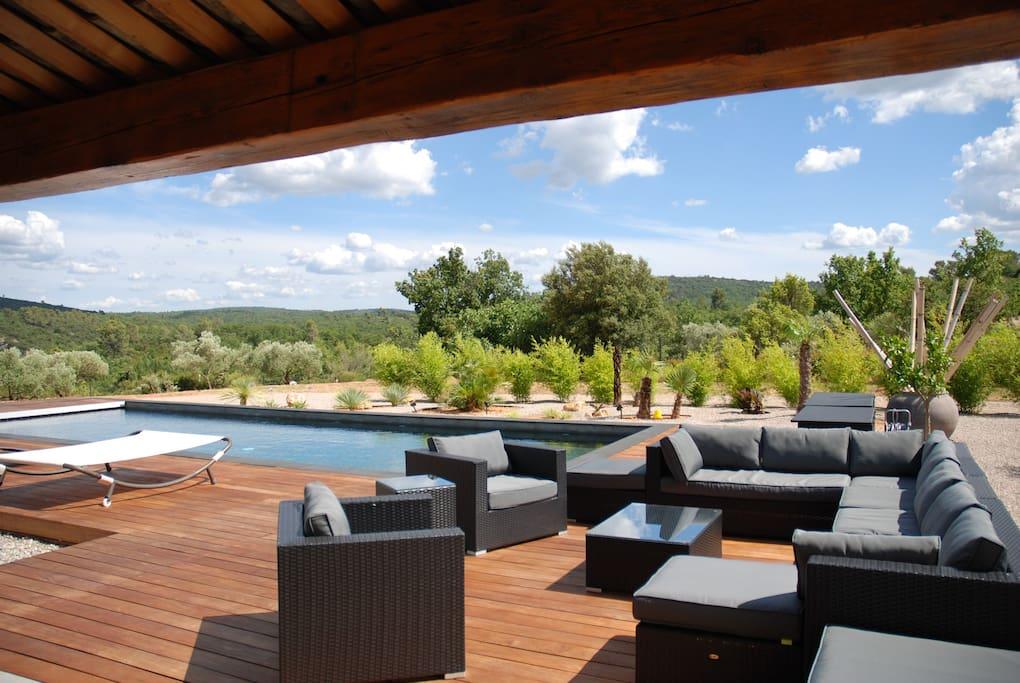 2 chambres d 39 h tes de charme avec piscine villas for - Chambre d hote de charme provence alpes cote d azur ...