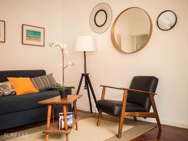 Zoé - sunny apartment