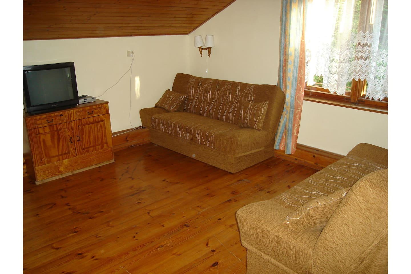 Holiday cottage with 1 bedroom on 52m² in Biskupice