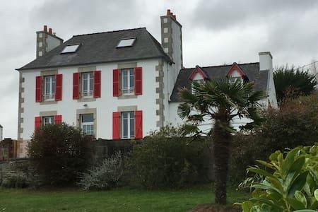 Maison avec vue sur mer - Locquirec