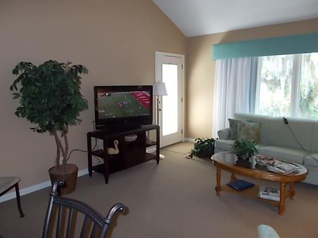 Beach vacation rental, pool, tennis - Hilton Head Island