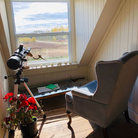 Beautiful ancestral Acadian home with view