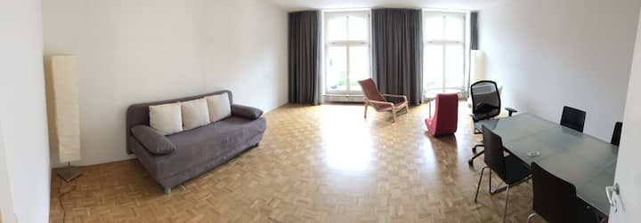 Homely flat in the heart of Berne's Old City