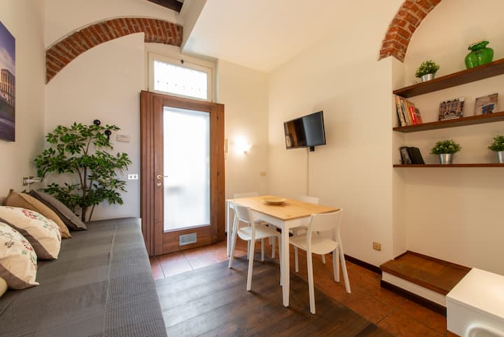 Quite Suite in the Heart of the Navigli