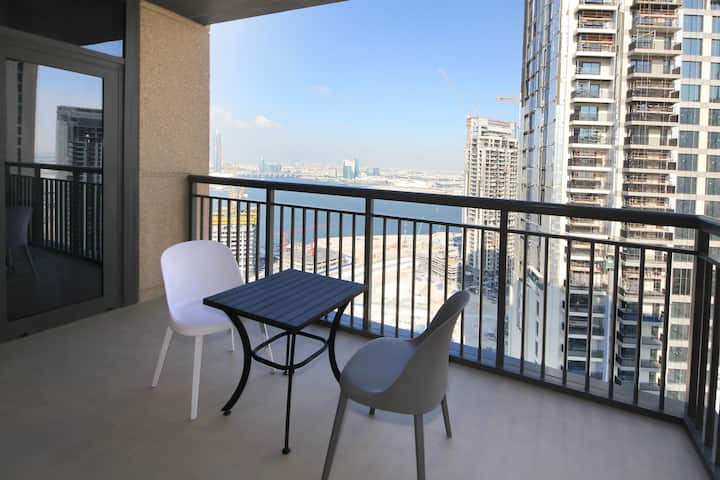 Dubai Creek Harbour View 1Bedroom wt Balcony