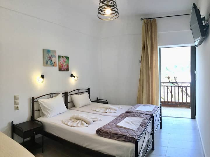Platanos Anopoli Sfakia Mountain View double room