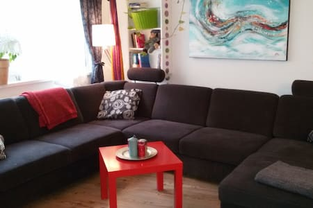 Garden Apartment for 4 - Old Danube river creek - Vienna - Appartamento