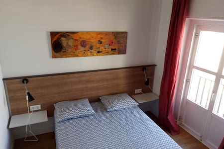 Maravilloso dormitorio en pleno centro