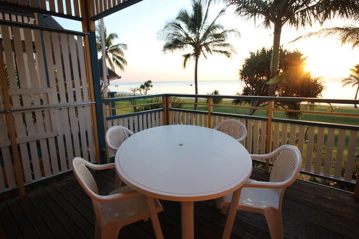 Villa 39 Tangalooma Beach front