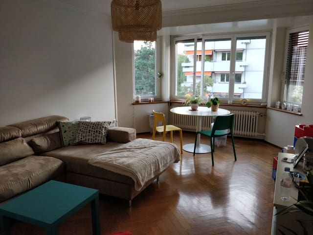 Cosy appartement un Basel