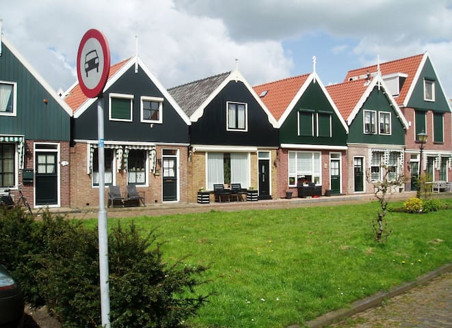 House in the center of Volendam - Volendam - Casa
