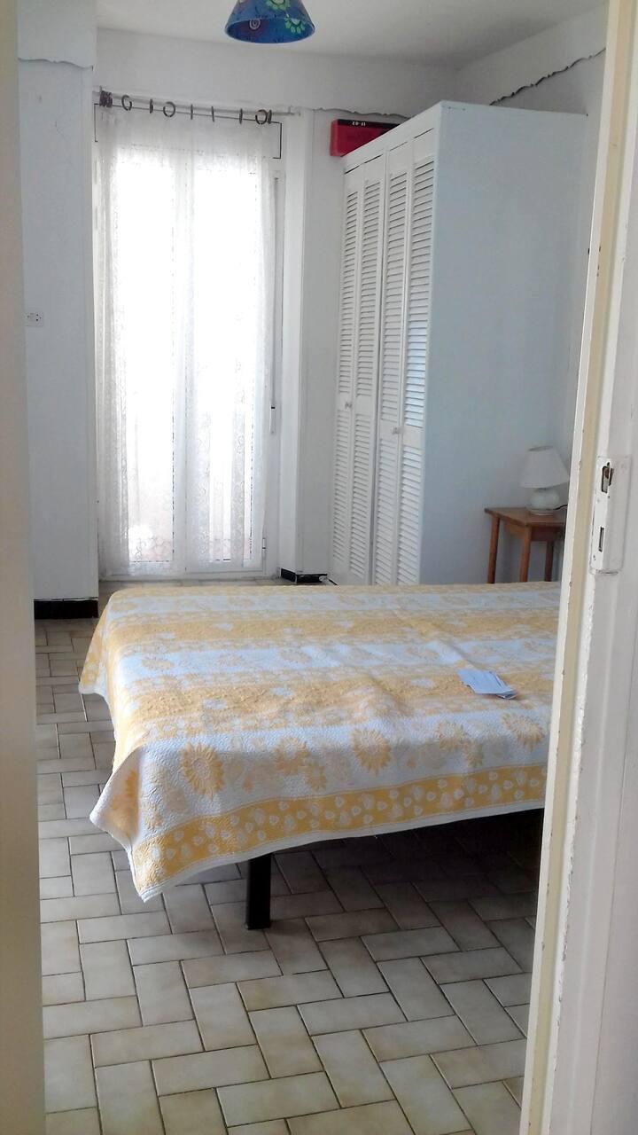 Appartement d'une chambre à Amélie-les-Bains-Palalda, avec magnifique vue sur la montagne, balcon aménagé et WiFi