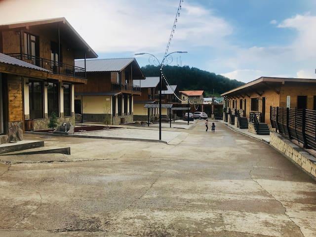 "Family Resort ""Mountain Rivers"""