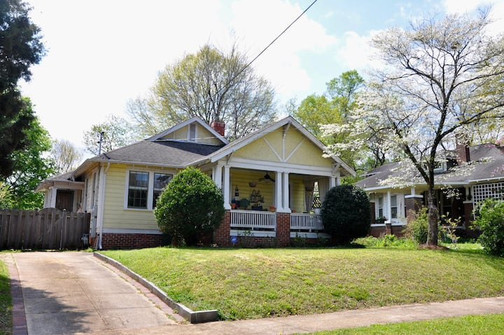 Best Family Home in Montgomery (Pets Welcome!)