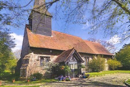 BEAUTIFUL  GRADE II * VICTORIAN CHURCH  CONVERSION