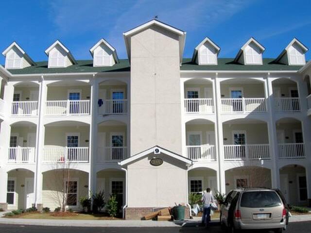 Executive Condo on WT golf course - Myrtle Beach - Appartement en résidence
