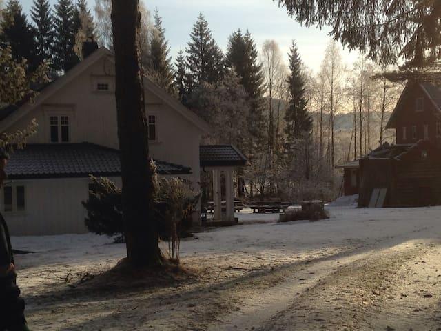 Villa Gravdal - Hvittingfoss - House