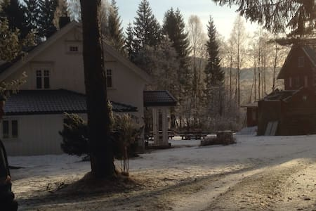 Villa Gravdal - Hvittingfoss - Talo