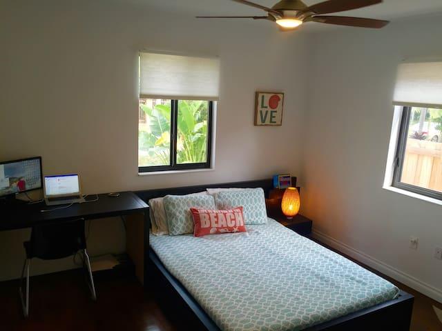 Private Room in the ❤︎ of Miami - Miami - Rumah