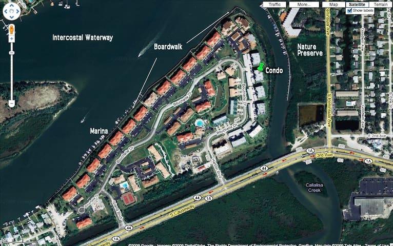 Bouchelle Island Resort Condo