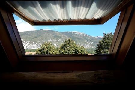Accogliente mansarda a Civitella Roveto, Abruzzo - Civitella Roveto - Apartment