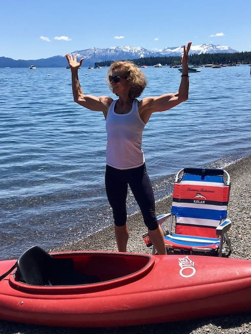 Can't wait to share our beautiful Lake Tahoe with our guest!  2017