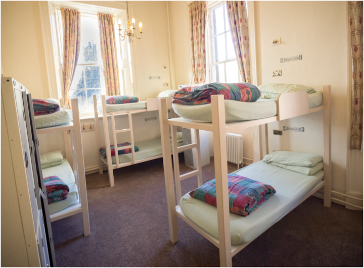10 Bed Mixed Dorm Edinburgh Centre