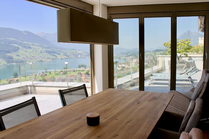 NEW LAKEVIEW APARTMENT Sachseln/Sarnen