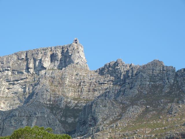 Table Mountain Splendour - Bedroom 1